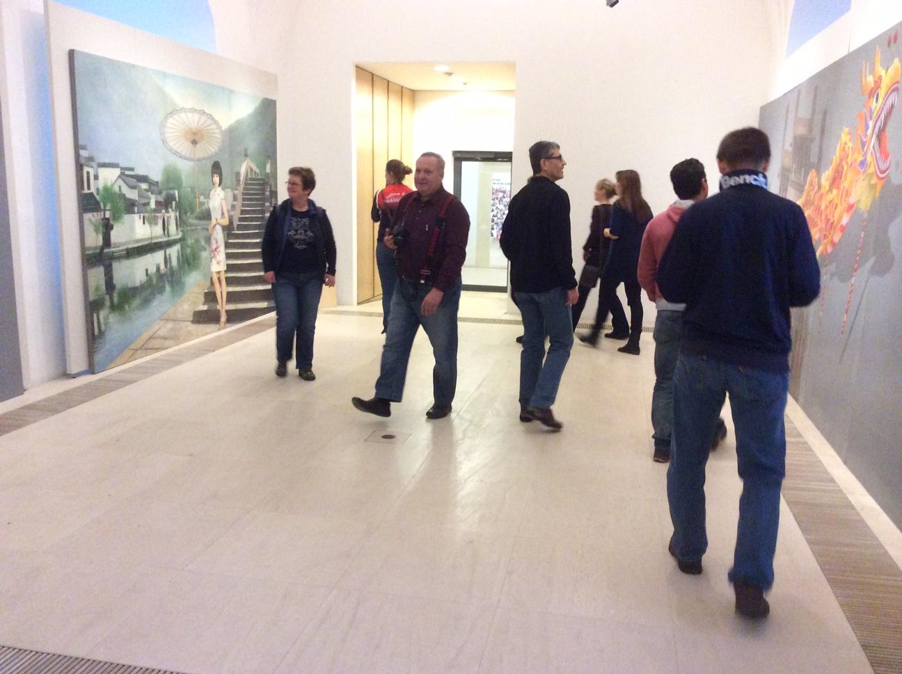 Managamania - ATC-Ausstellungen