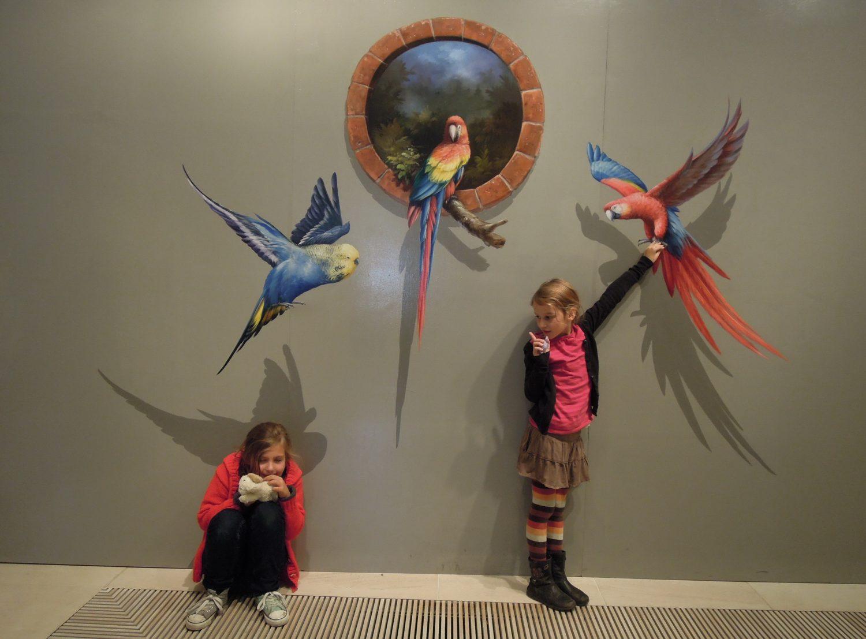 Du bist die Kunst ATC Ausstellungen